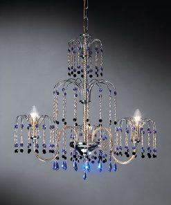 Lampadario 3 luci - Royal Crystal - Arredo Luce