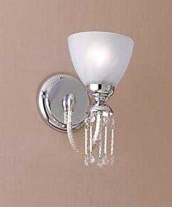 Applique 1 luce - Royal Crystal - Arredo Luce