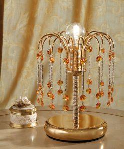 Lume 1 luce - Royal Crystal - Arredo Luce