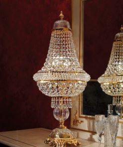 Lume 5 luci - Luxury Crystal - Arredo Luce