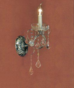 Applique 1 luce - Luxury Crystal - Arredo Luce