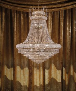 Lampadario 12 luci - Luxury Crystal - Arredo Luce