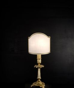 Lume 1 luce - Gold Light And Crystal - Arredo Luce -0