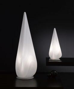 Lampada da tavolo 1 luce - Alice Selene