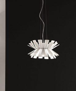 Sospensione 6 luci - Selene Elettra - 1036