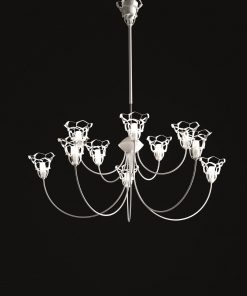 Sospensione 10 luci - Selene Anais-1051/10