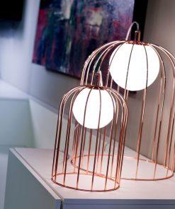 Lampada da tavolo 1 luce - Selene Kluvì -