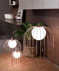 Lampada da tavolo 1 luce - Selene Kluvì