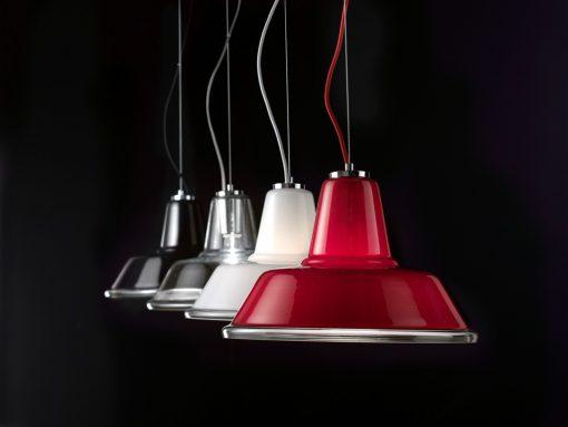 sospensione 1 luce - Lampara 2756 - selene illuminazione