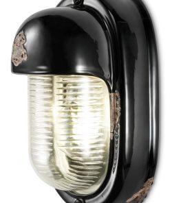 Applique 1 luce - C292 (VIN) - Ferroluce Retrò