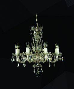 Lampadario 8 luci - De Luxe - Wranovsky