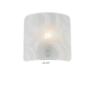 applique 1 luce - Cocoon 05-873 Lucilla Giovane
