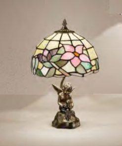 Lampada 1 luce Tiffany -T616 LP -  Perenz