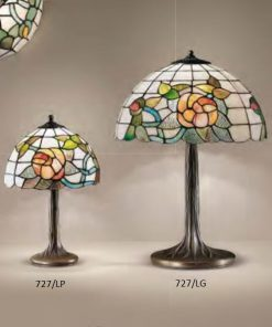 Lampada 1 luce Tiffany -T727 LG -  Perenz