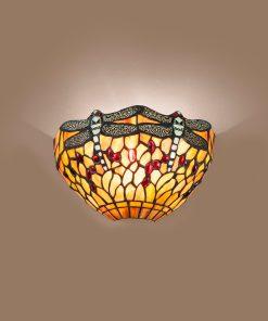 Applique Tiffany 1 luce - T665A -Perenz