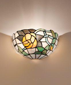 Applique Tiffany 1 luce -T727 A -  Perenz