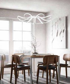 Perenz -  Blossom - sospensione  led  bianca  6608  B LC