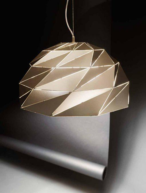 Perenz -  Tilt - sospensione  3 luci  oro  - 6624 O