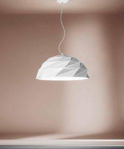 Perenz -  Tilt - sospensione  3 luci  bianca - 6624 B