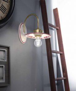 Ferroluce - Applique 1 luce - Asti C096