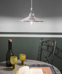 Ferroluce - Sospensione 1 luce - Asti - C054